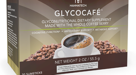 VIDEO: Mannatech's New Complete Coffee, GlycoCafe