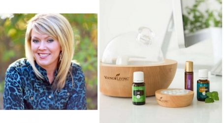 Young Living Just Hired a Veteran Direct Sales Expert to Help Build Their Beauty Business